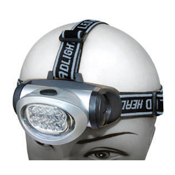 8LED Headlamp