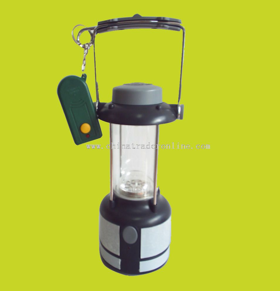 Camping Lantern with RC from China