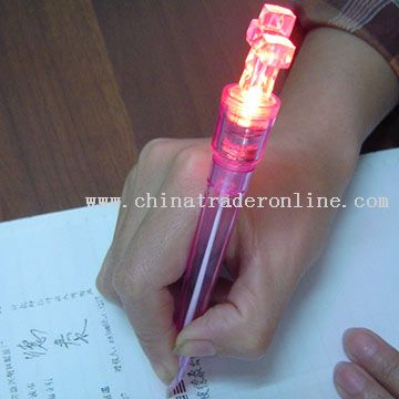 Cross Light Pen