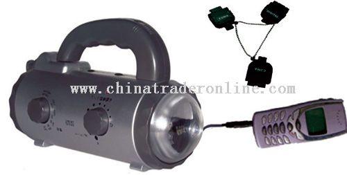 Multi-function Dynamo Lantern