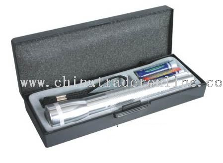 torch gift set for promotion