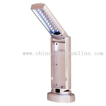 LED Folded Table Lamp