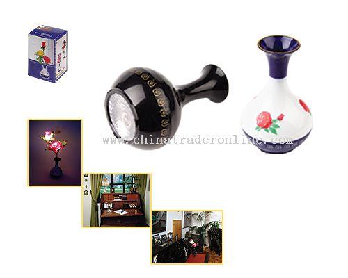 Vase Lamp
