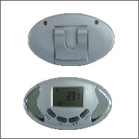 Body fat watcher with pedometer