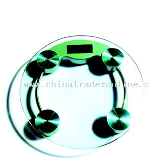 Round shape Electrical Scale