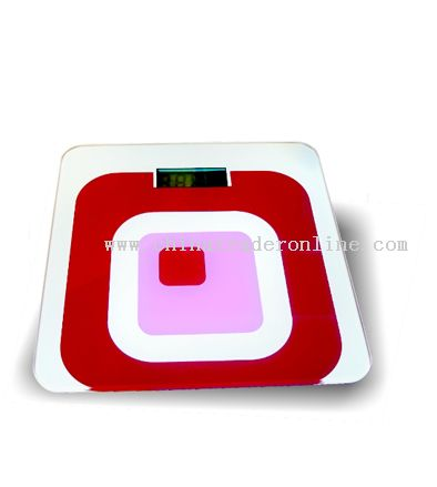 Square shape Electrical Scale