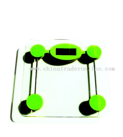 Square shape Electrical Scale from China