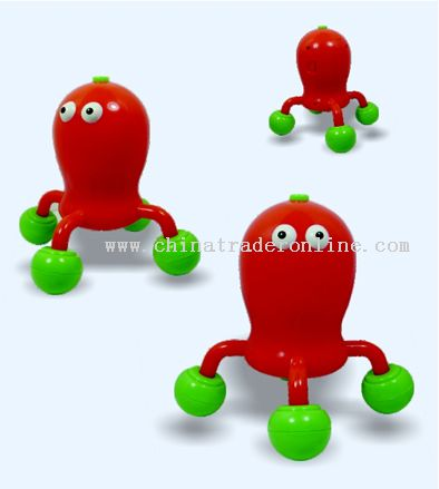 Octopus Style Massager