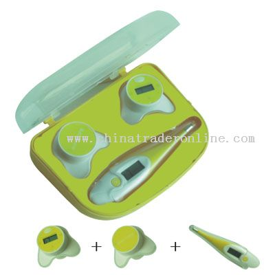 Baby Thermometer 3 in1 Sets