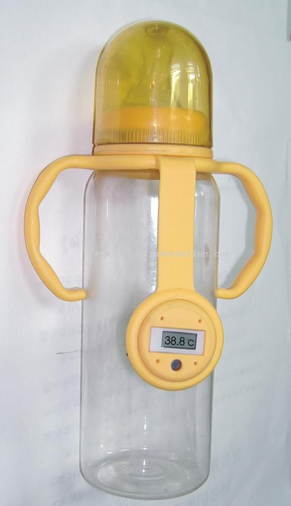 The thermometer mike bottle