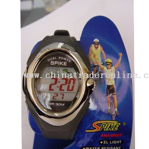 3ATM SOLAR POWER WATCH