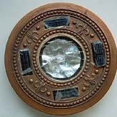 COPPER FINISH STEPPING STONE