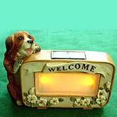 SOLAR DOG HOUSE NUMBER