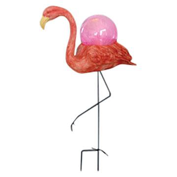 Flamingo Garden Solar Light