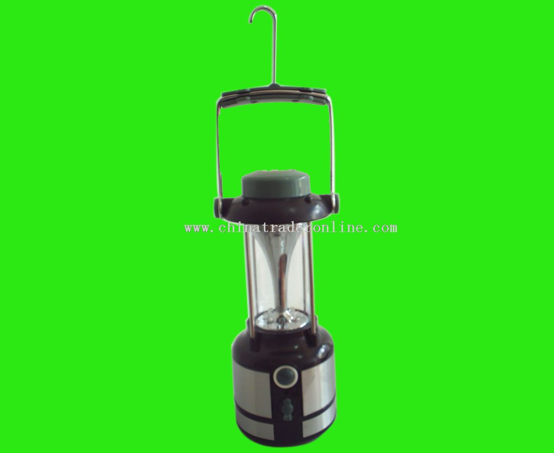 8leds Solar Camping Lighting