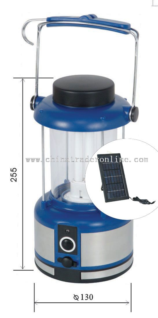 Solar Camping Lighting