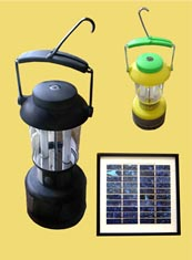 Solar Camping Lighting from China