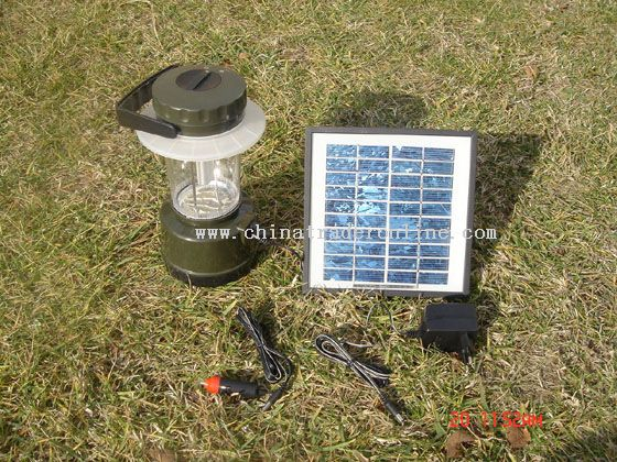 top quality with novel design Solar Camping Light