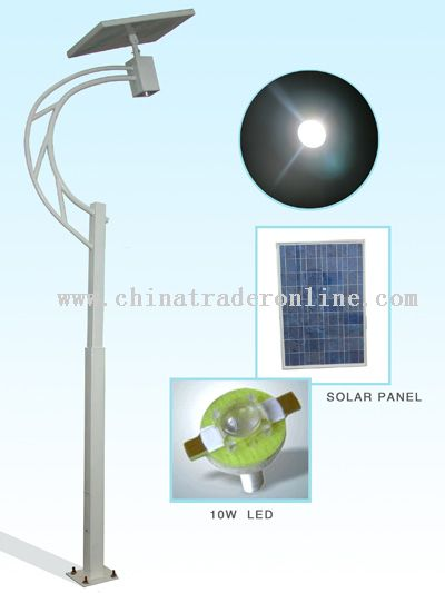 Solar High Power LED Street Light