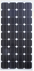 80W single crystal silicon from China