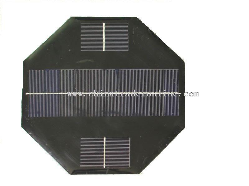 PET laminated solar panels