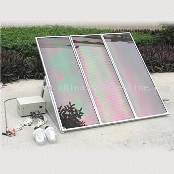 Solar DC Power Kit