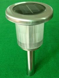 Stainless steel solar garden light SL1031