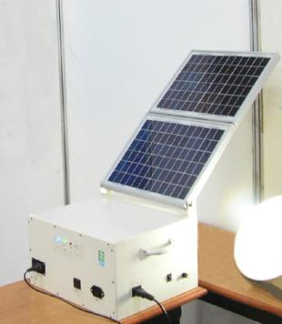 household solar power