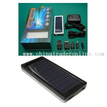 Solar Power Charger For MP3/MP4/Phone