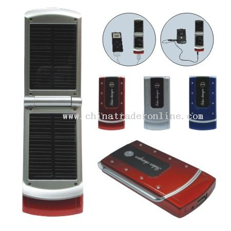 USB Solar mobile charger