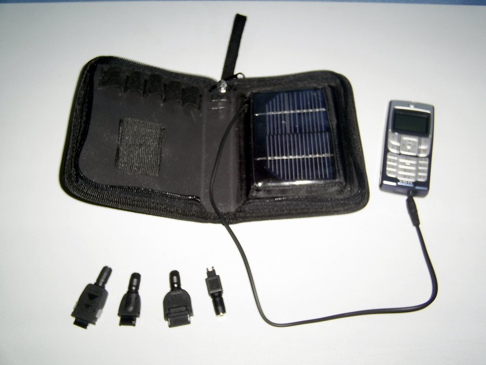 sun solar charger