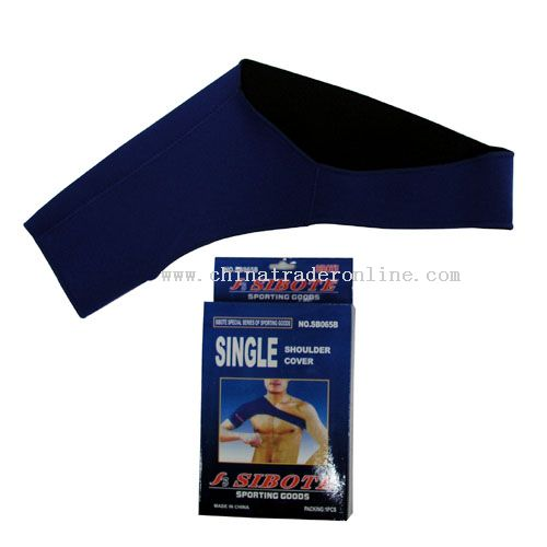 Slngle shoulder cover from China