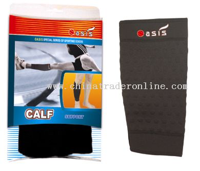 Calf Breathable elastic Support from China