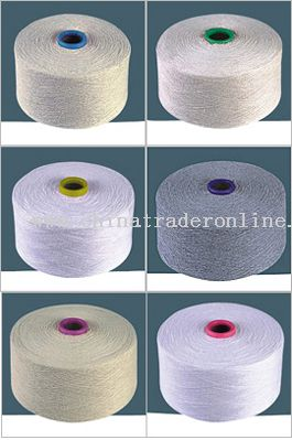 Cotton Yarn/Polyester Yarn/TC Yar
