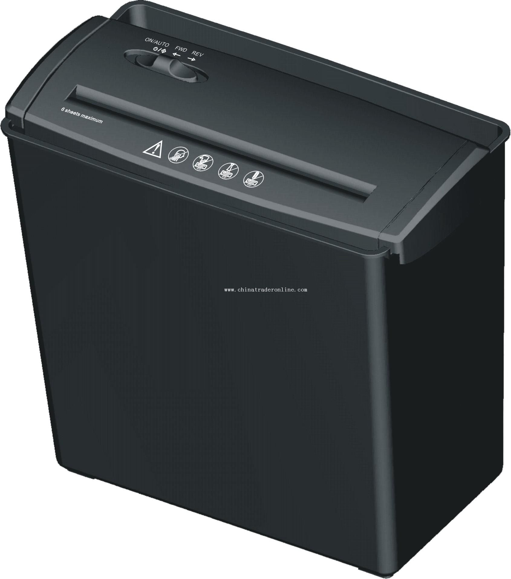 paper shredder from China