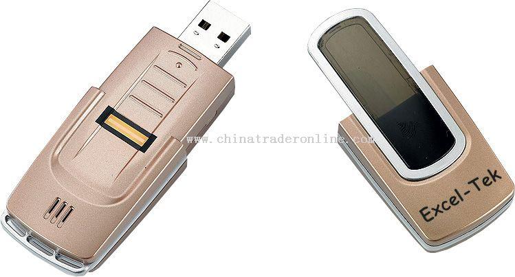 Fingerprint USB Flash Drives