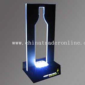 Factory price original POP display Bottle Glorifier