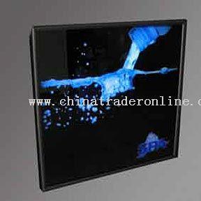 Factory price original POP display mirror Lighting box
