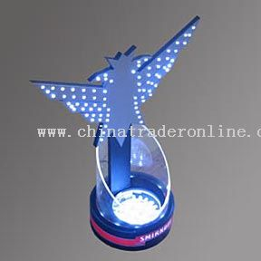 Factory price original POP display LED Glorifier display2