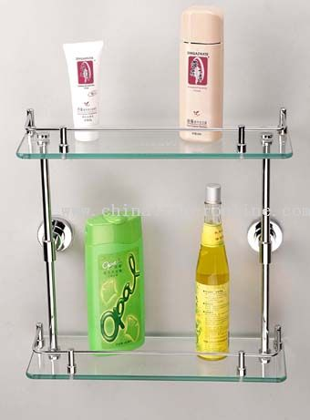 offering bath shelf