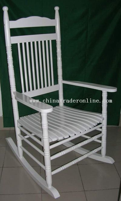 Solid Wood Rocking Chair from China