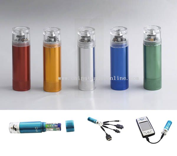 Portable Mobilephone Charger