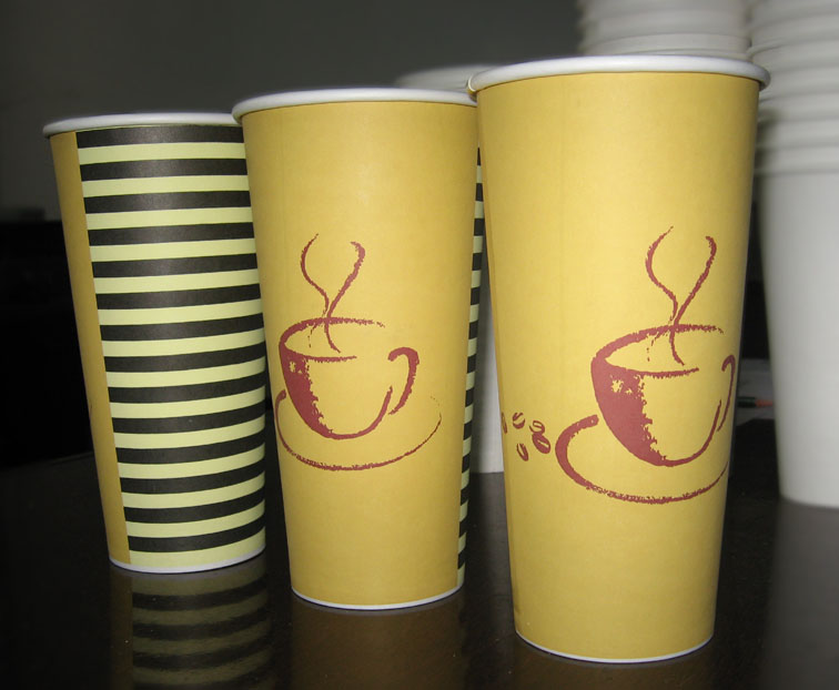 22oz paper cup from China