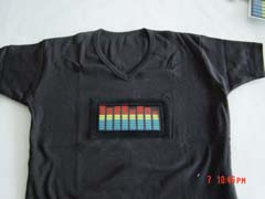 advertising Acoustic Control T-shirt