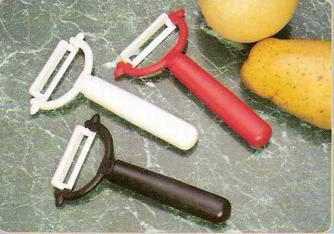 ceramic potato peeler