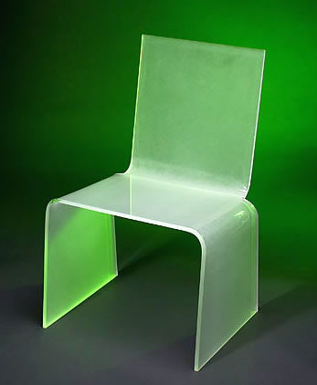 acrylic chair from China