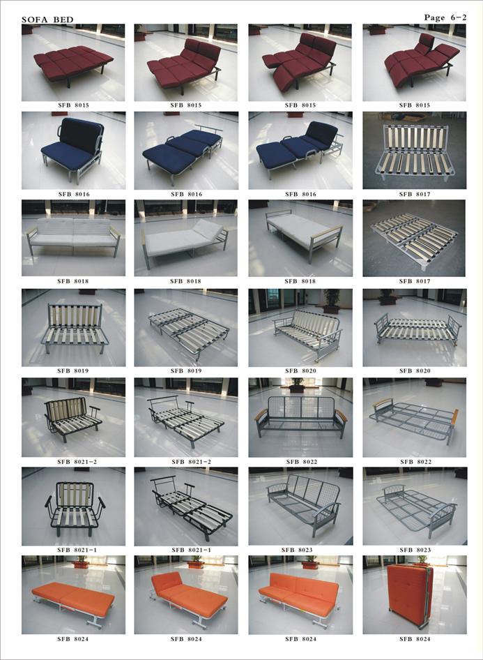 Multi-function sofa bed series