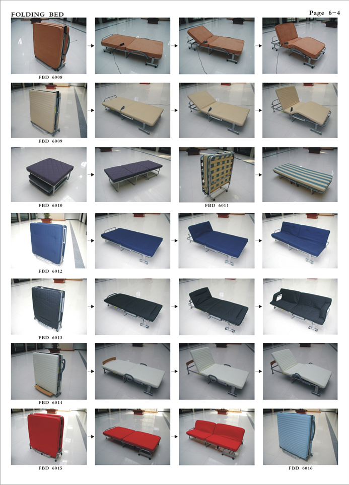folding bed series