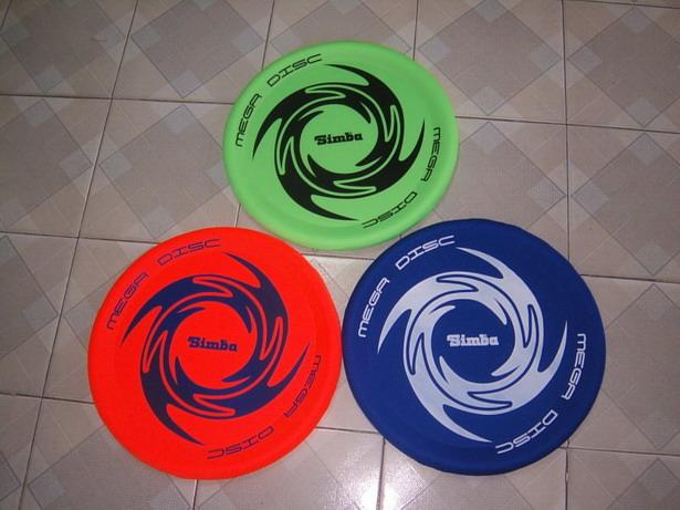 Jumbo Frisbee