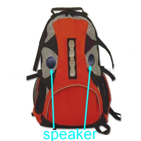 sound bag from China